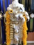 Texas Sunflower Cheer Mum