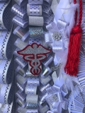 Senior Sash Detail